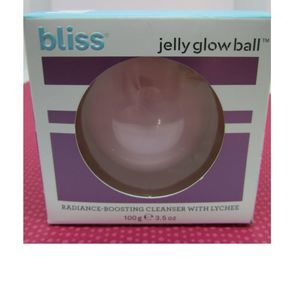 Bliss Jelly Glow Radiance Boosting Face Cleanser
